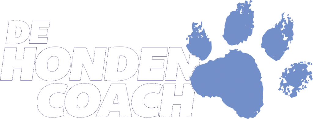 Logo De Hondencoach wit